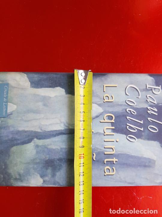 Libros de segunda mano: LIBRO-PAULO COELHO-LA QUINTA MONTAÑA-CÍRCULO DE LECTORES-1998-BARCELONA-PERFECTO ESTADO - Foto 12 - 211826933