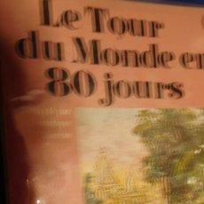 Libros de segunda mano: LA VUELTA AL MUNDO EN 80 DIAS, DE JULIO BERNE. Lote 212429565