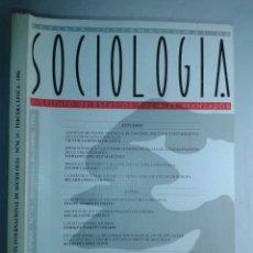 Libros de segunda mano: REVISTA INTERNACIONAL DE SOCIOLOGÍA Nº 15 SEPTIEMBRE / DICIEMBRE 1996 IESA EDITA CSIC. Lote 214287397