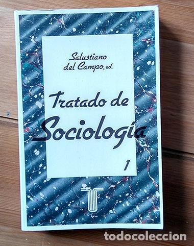 Libros de segunda mano: Miscelánea 12 libros de sociología: Leguina, del Campo, Schäfers, Hawley, Mayntz, R. Osuna… - Foto 4 - 214557903