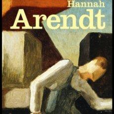 Libros de segunda mano: LA CONDICIÓN HUMANA HANNAH ARENDT. Lote 214864848