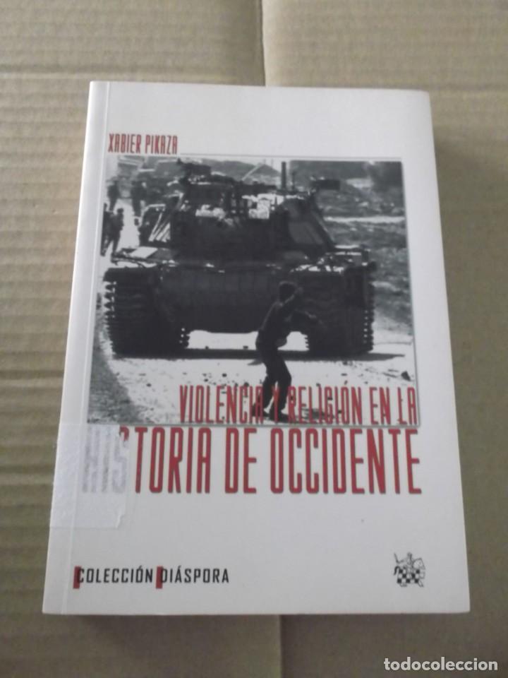 violencia y religion en la historia de occident - Comprar Libros de  sociología en todocoleccion - 215449021