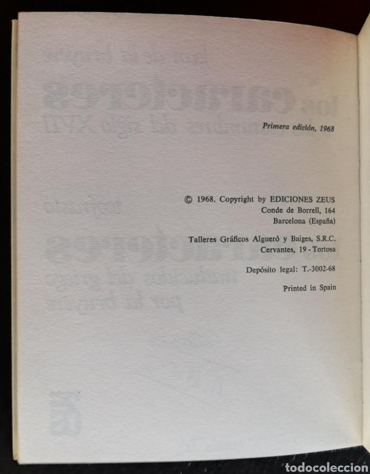 Libros de segunda mano: LOS CARACTERES, LA BRUYÈRE ~TEOFRASTO - 1968~1ªEd. - JEAN DE LA BRUYÈRE - Ed. ZEUS - Foto 3 - 218075107