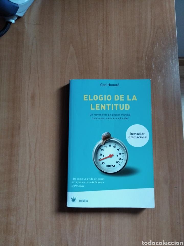 ELOGIO DE LA LENTITUD (Libros de Segunda Mano - Pensamiento - Sociología)
