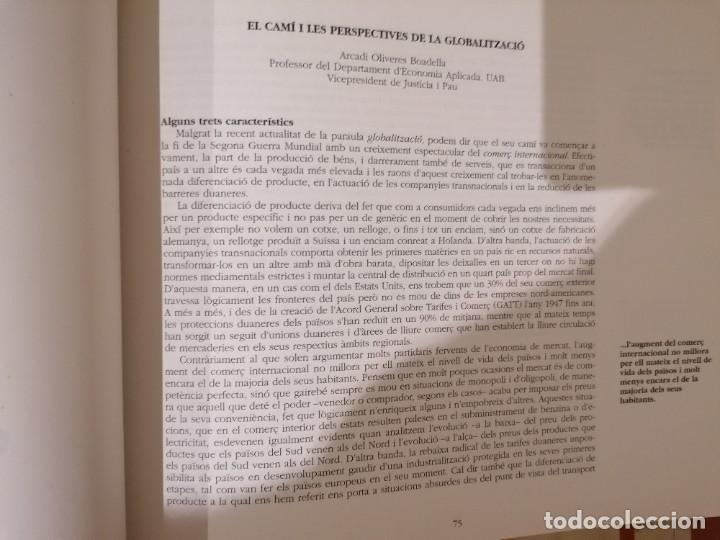 Libros de segunda mano: UNIVERSITAT INTERNACIONAL DE LA PAU - XVI EDICIÓ - JULIOL 2001 - RECULL PONÈNCIES - ARMADANS ET AL - Foto 5 - 218113250