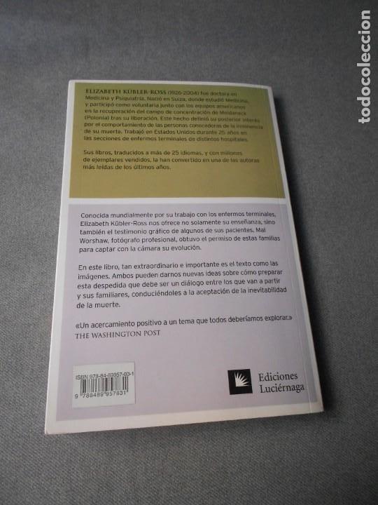 Libros de segunda mano: VIVIR HASTA DESPEDIRNOS - Foto 10 - 218129645