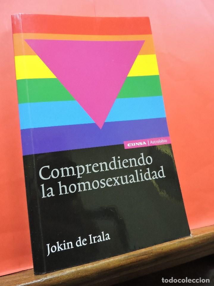 COMPRENDIENDO LA HOMOSEXUALIDAD. DE IRALA, JOKIN. EDICIONES UNIVERSIDAD DE NAVARRA. PAMPLONA 2006. (Libros de Segunda Mano - Pensamiento - Sociología)