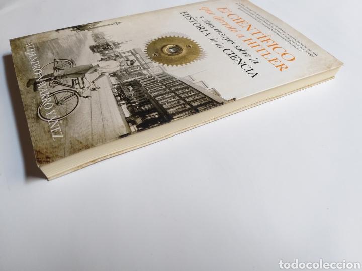 Libros de segunda mano: El científico que derrotó a Hitler y otros ensayos sobre la historia de la ciencia .Alejandro Navar - Foto 4 - 218192096