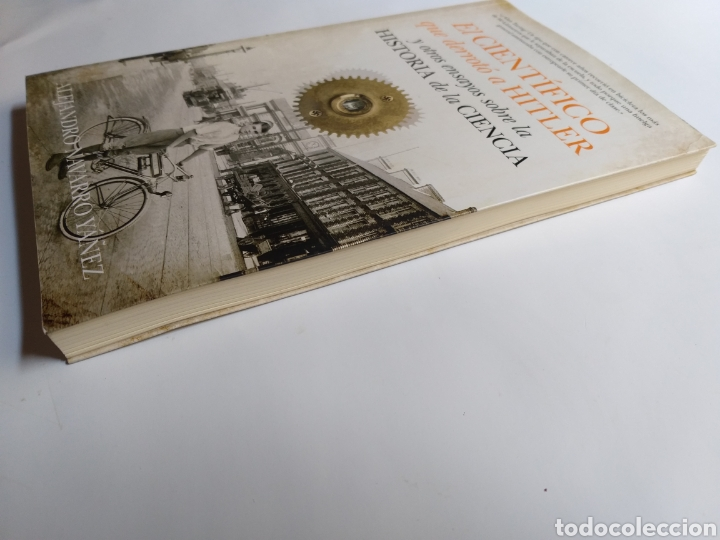 Libros de segunda mano: El científico que derrotó a Hitler y otros ensayos sobre la historia de la ciencia .Alejandro Navar - Foto 7 - 218192096