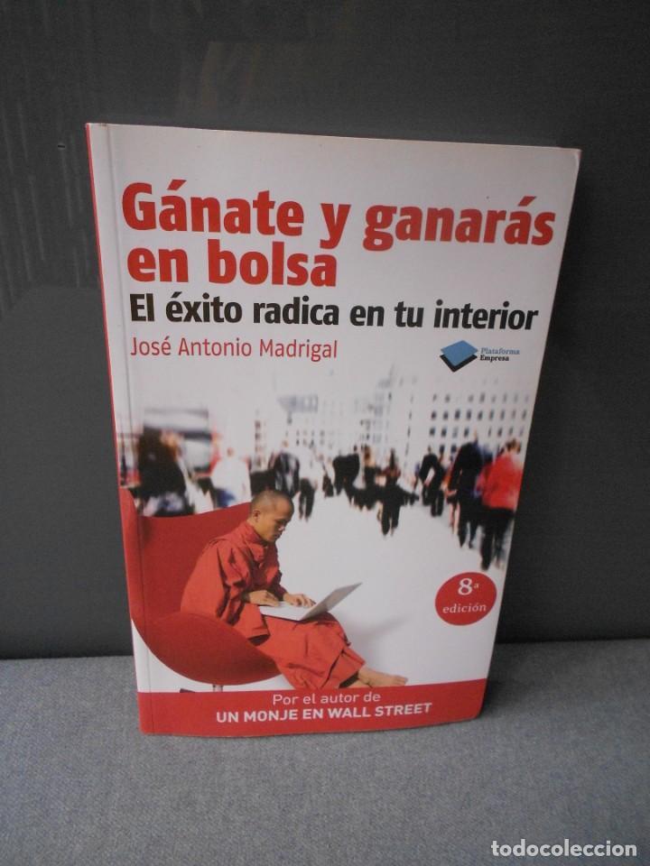 GANATE Y GANARAS EN BOLSA (Libros de Segunda Mano - Pensamiento - Sociología)