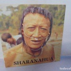Libros de segunda mano: SHARANAHUA. P. ADOLFO TORRALBA. INSTITUTO POLITECNICO SALESIANOS. 1986.. Lote 220093141
