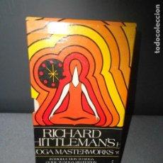 Libros de segunda mano: ESTUCHE 4 LIBROS DE YOGA. Lote 221149782