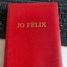 Libros de segunda mano: JO FELIX. Lote 221791817