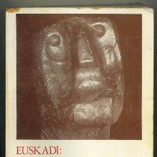 Libros de segunda mano: ELIAS AMEZAGA: EUSKADI: AL CRUCE DE TRES CULTURAS.. Lote 222458903
