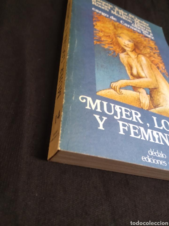 Libros de segunda mano: MUJER LOCURA Y FEMINISMO - Foto 2 - 222465176