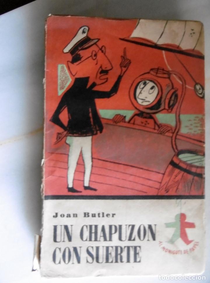 EL MONIGOTE DE PAPEL AÑO 1957 (Libros de Segunda Mano - Pensamiento - Sociología)