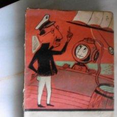 Libros de segunda mano: EL MONIGOTE DE PAPEL AÑO 1957. Lote 222628113