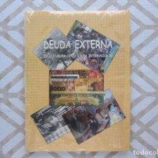 Libros de segunda mano: DEUDA EXTERNA; LA DICTADURA DE LA USURA INTERNACIONAL. Lote 223097486