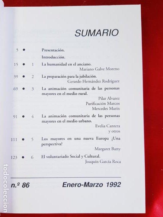 Libros de segunda mano: LIBRO-DOCUMENTACIÓN SOCIAL-LA ANIMACIÓN DE LOS MAYORES-1971-SOCIOLOGÍA-VER FOTOS - Foto 8 - 223767321
