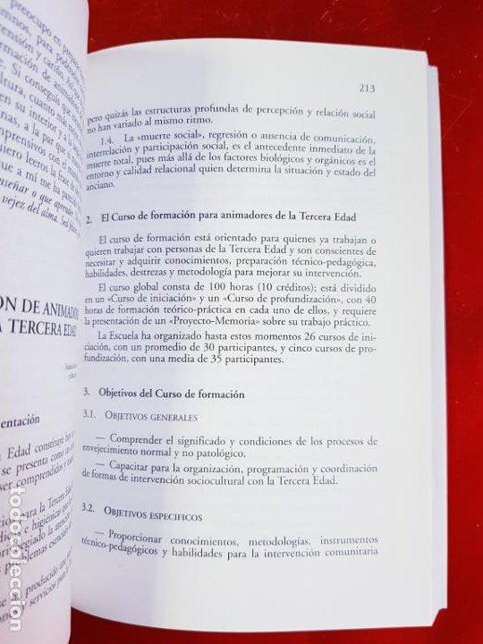 Libros de segunda mano: LIBRO-DOCUMENTACIÓN SOCIAL-LA ANIMACIÓN DE LOS MAYORES-1971-SOCIOLOGÍA-VER FOTOS - Foto 11 - 223767321