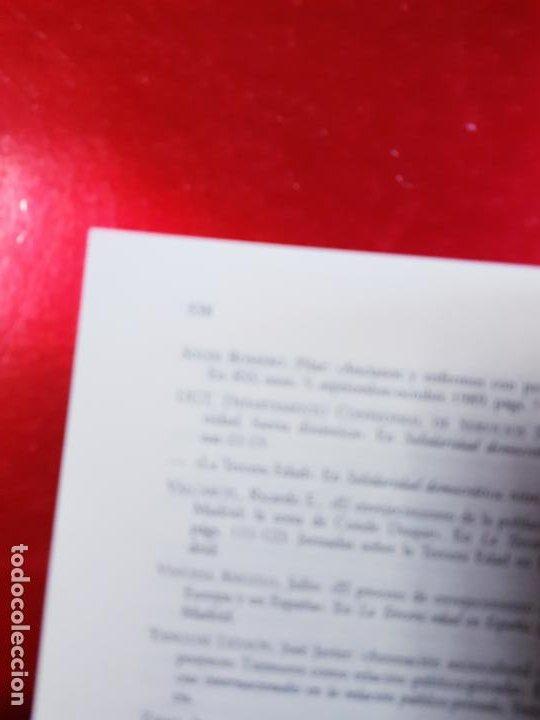 Libros de segunda mano: LIBRO-DOCUMENTACIÓN SOCIAL-LA ANIMACIÓN DE LOS MAYORES-1971-SOCIOLOGÍA-VER FOTOS - Foto 12 - 223767321