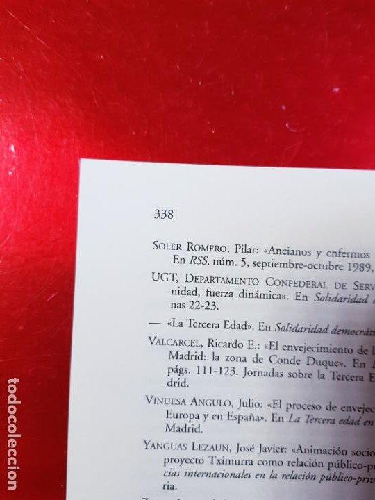 Libros de segunda mano: LIBRO-DOCUMENTACIÓN SOCIAL-LA ANIMACIÓN DE LOS MAYORES-1971-SOCIOLOGÍA-VER FOTOS - Foto 13 - 223767321