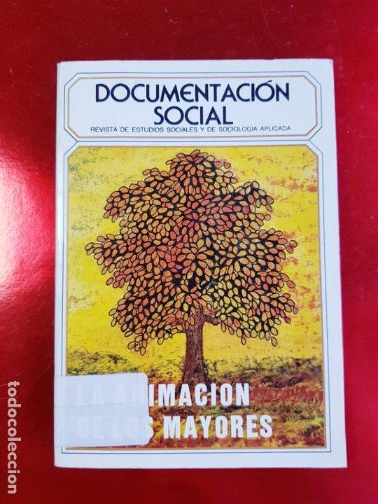 Libros de segunda mano: LIBRO-DOCUMENTACIÓN SOCIAL-LA ANIMACIÓN DE LOS MAYORES-1971-SOCIOLOGÍA-VER FOTOS - Foto 14 - 223767321