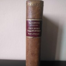 Libros de segunda mano: SALVADOR DE MADARIAGA, INGLESES FRANCESES ESPAÑOLES, ESPASA-CALPE, MADRID 1929, PRIMERA EDICIÓN.. Lote 225278980