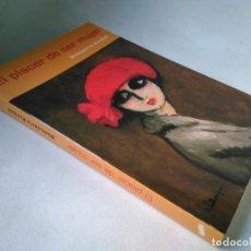 Libros de segunda mano: MARGARITA RIVIÈRE. EL PLACER DE SER MUJER. Lote 225623651