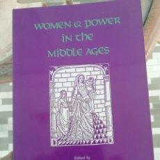 Libros de segunda mano: WOMEN AND POWER IN THE MIDDLE AGES EN INGLÉS POR MARY ERLER EN INGLÉS. Lote 225811361