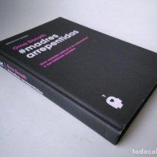 Libros de segunda mano: ORNA DONATH. MADRES ARREPENTIDAS. UNA MIRADA RADICAL A LA MATERNIDAD Y SUS FALACIAS SOCIALES. Lote 225872220
