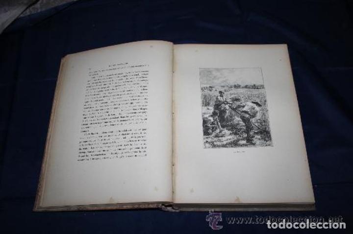 Libros de segunda mano: LA VIE RUSTIQUE. A. THEURET. EDIT. CHARLES TALLANDIER. FRANCIA. CIRCA 1900. - Foto 5 - 229308015