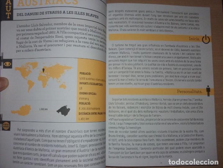 Libros de segunda mano: MALLORCA GLOBAL:100 PAÏSOS - MATEO CLADERA (ESTUDI SOBRE LA INMIGRACIÓ BALEAR) - Foto 7 - 231810805
