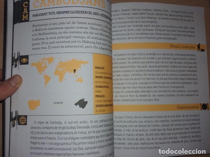 Libros de segunda mano: MALLORCA GLOBAL:100 PAÏSOS - MATEO CLADERA (ESTUDI SOBRE LA INMIGRACIÓ BALEAR) - Foto 8 - 231810805