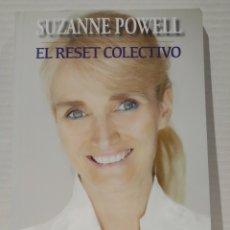 Libros de segunda mano: SUZANNE POWELL. EL RESET COLECTIVO. SIRIO. LIBRO NUEVO. Lote 239929420
