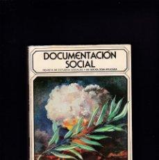 Libros de segunda mano: DOCUMENTACION SOCIAL - PAZ Y DESARME - JULIO/SEPTIEMBRE 1983 - Nº 52. Lote 244589660