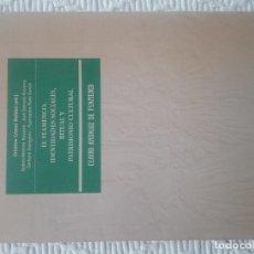 Libros de segunda mano: EL FLAMENCO: IDENTIDADES SOCIALES... CENTRO ANDALUZ FLAMENCO 1996.CONSULTE DESCUENTO EN LA COMPRADE. Lote 245107935