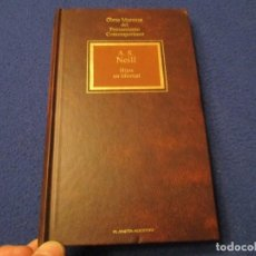Libros de segunda mano: HIJOS EN LIBERTAD A.S. NEILL ED. PLANETA-AGOSTINI 1994. Lote 246608885