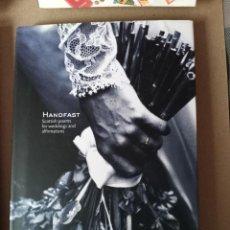 Libros de segunda mano: HANDFAST -- SCOTTISH POEMS FOR WEDDINGS AND AFFIRMATIONS. Lote 256019960