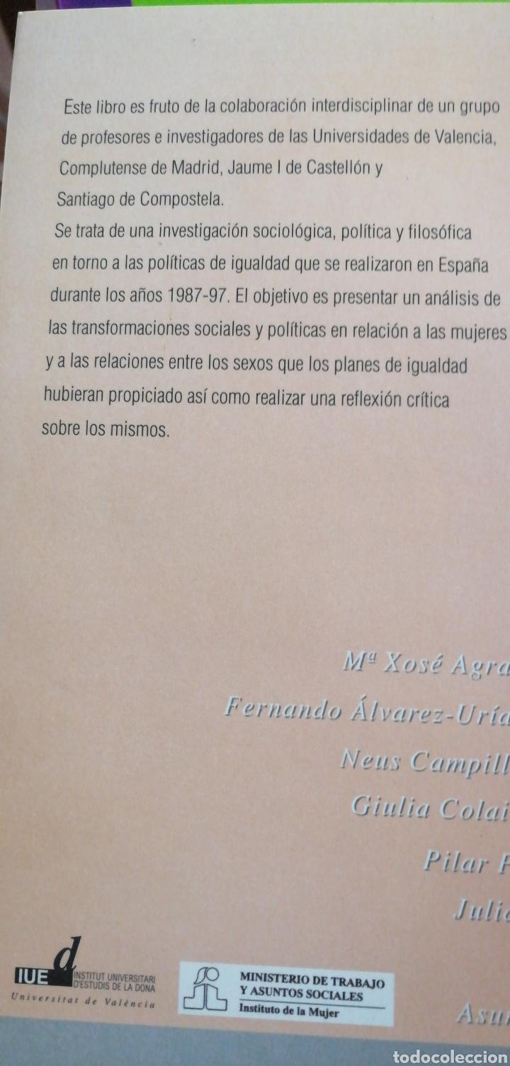 Libros de segunda mano: GENERO, CIUDADANIA Y SUJETO POLITICO: EN TORNO A LAS POLITICAS DE IGUALDAD. NEUS CAMPILLO (COORD.) I - Foto 2 - 256030530