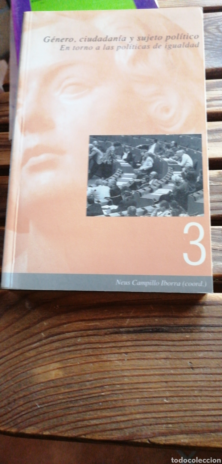 GENERO, CIUDADANIA Y SUJETO POLITICO: EN TORNO A LAS POLITICAS DE IGUALDAD. NEUS CAMPILLO (COORD.) I (Libros de Segunda Mano - Pensamiento - Sociología)