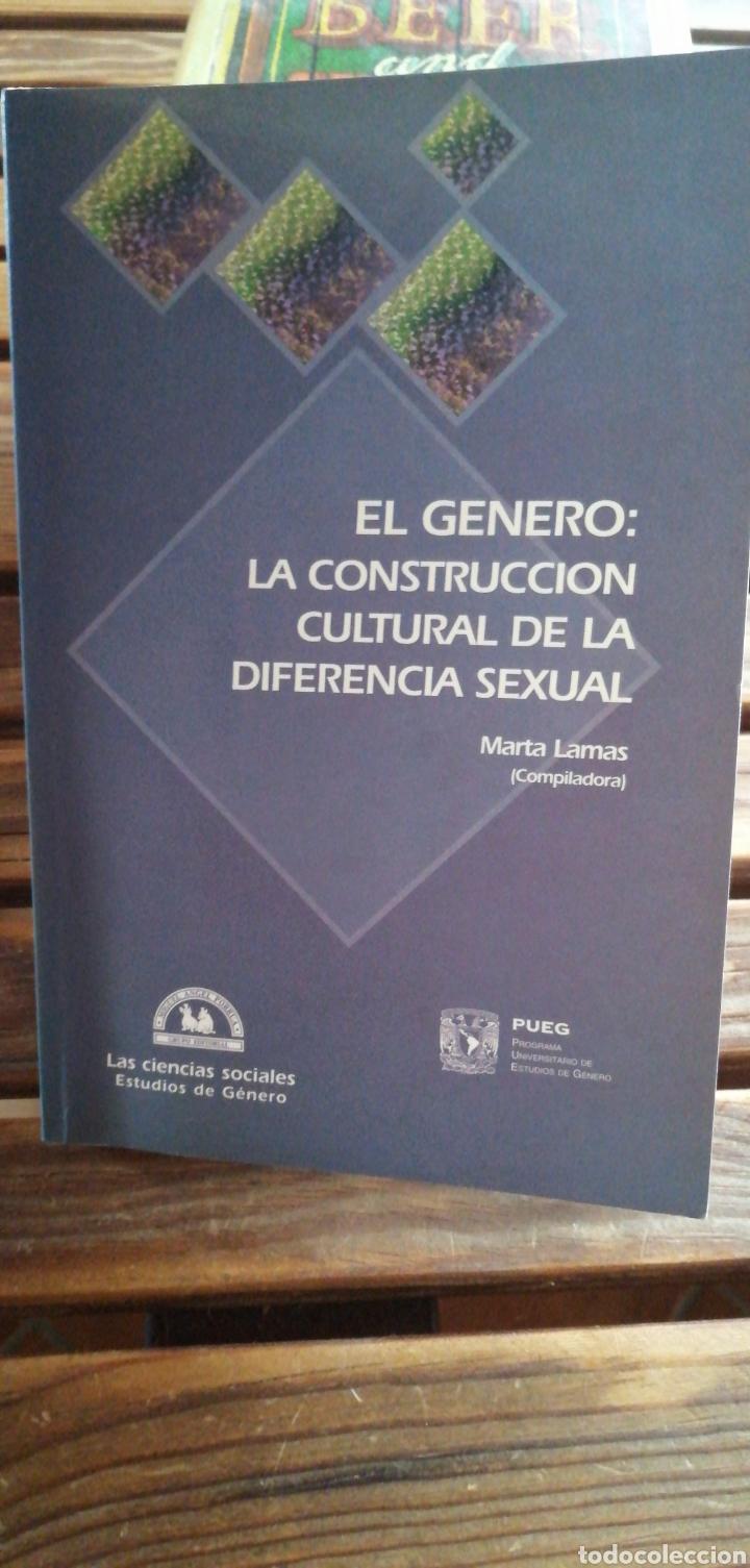 EL GÉNERO. LA CONSTRUCCIÓN CULTURAL DE LA DIFERENCIA SEXUAL. MARTA LAMAS (COMPILADORA) MIGUEL ANGEL (Libros de Segunda Mano - Pensamiento - Sociología)