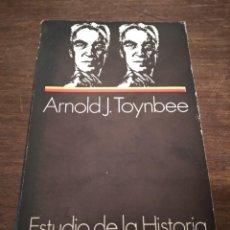 Libros de segunda mano: ESTUDIO DE LA HISTORIA COMPENDIO V/VIII - ALIANZA EDITORIAL. Lote 257733985