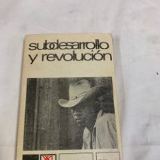 Libros de segunda mano: SU DESARROLLO Y REVOLUCIÓN, RUIZ MAURO MARINI. Lote 259914275