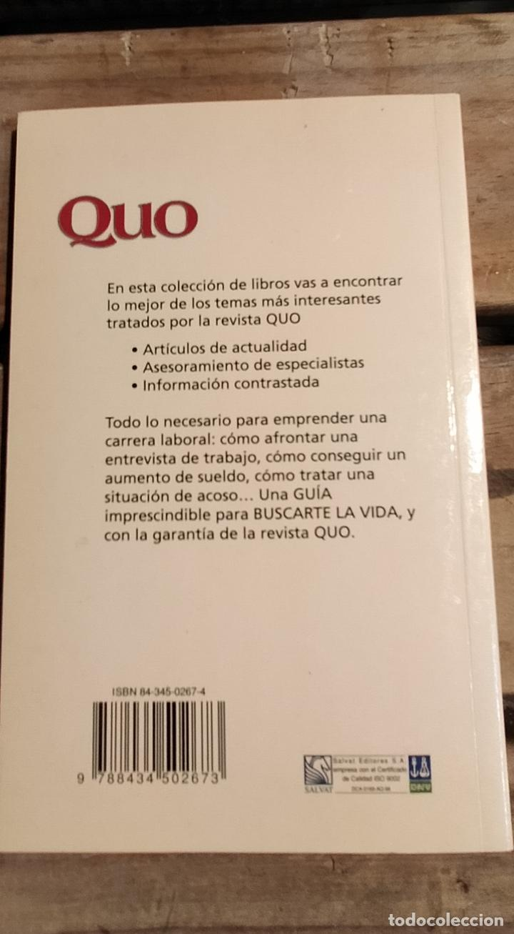 Libros de segunda mano: BUSCATE LA VIDA - Foto 2 - 262552930