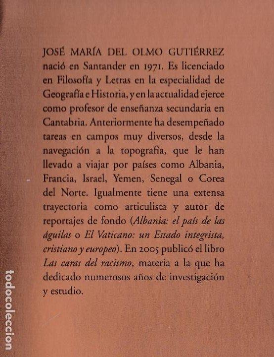 Libros de segunda mano: Historia del racismo en España / José María del Olmo - Foto 2 - 262668860