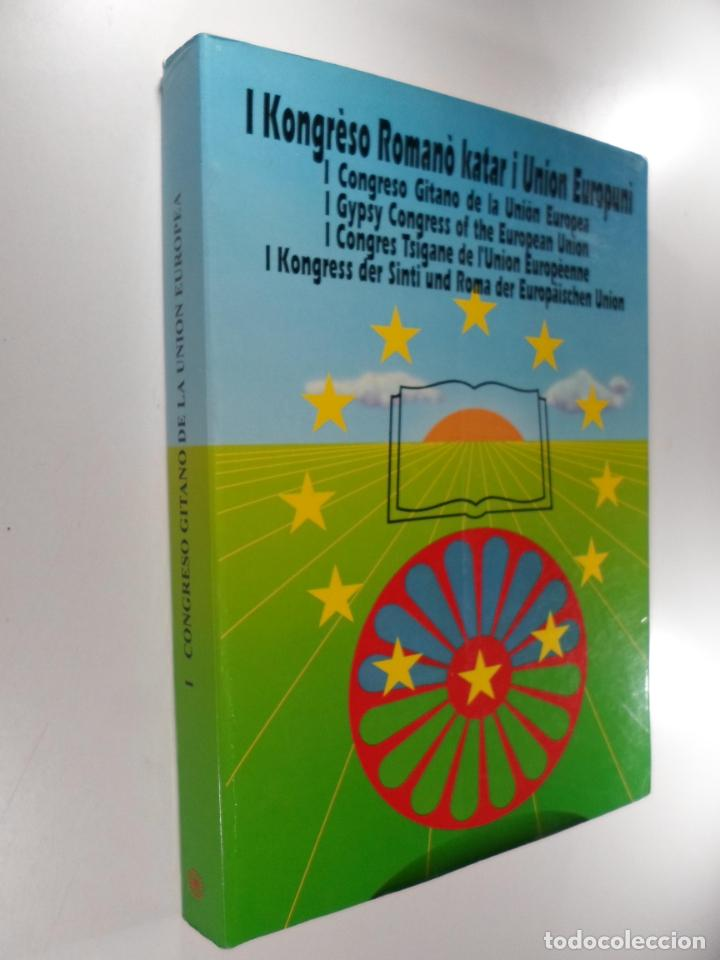 LA EDUCACIÓN DE LOS NIÑOS GITANOS E ITINERANTES : I CONGRESO GITANO DE LA UNIÓN EUROPEA, SEVILLA (Libros de Segunda Mano - Pensamiento - Sociología)