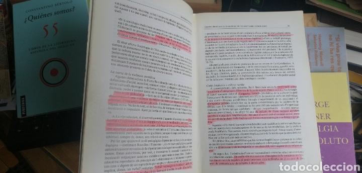 Libros de segunda mano: SOCIOLOGIA DE L EDUCACIO. JOSEP MARIA ROTGER (coord) 1990 universidads de barceloona in 4 rustica 30 - Foto 3 - 262724020