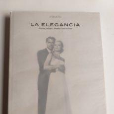 Libros de segunda mano: LA ELEGANCIA RAFAEL ROSSY MARÍA LUISA FUNES . ... . SOCIOLOGÍA PATRONAJE MODA. Lote 262884150
