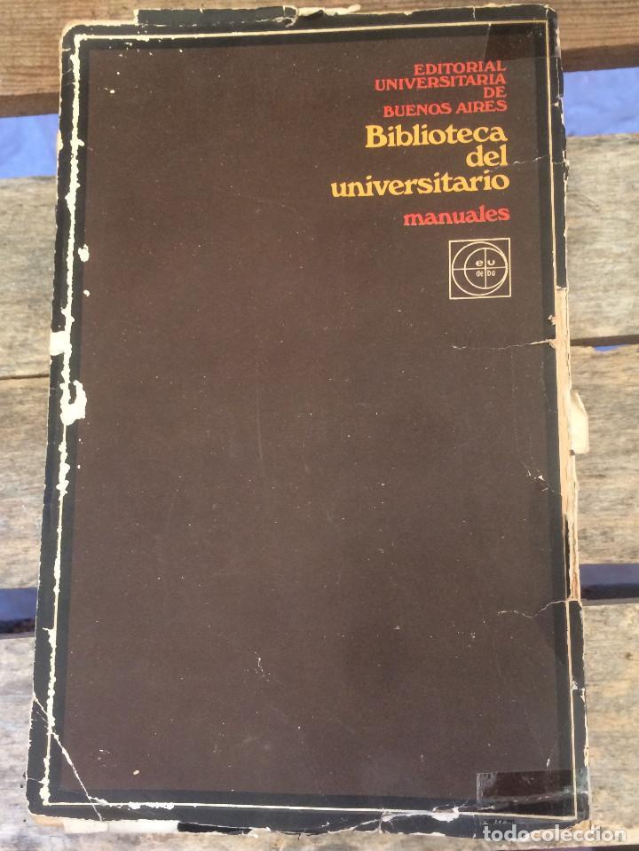 Libros de segunda mano: C.L.Strauss ANTROPOLOGIA ESTRUCTURAL EUDEBA 1976 Bs. Aires 371 P. - Foto 2 - 268025009